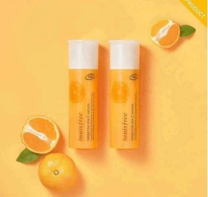Innisfree Tangerine Vita C Serum
