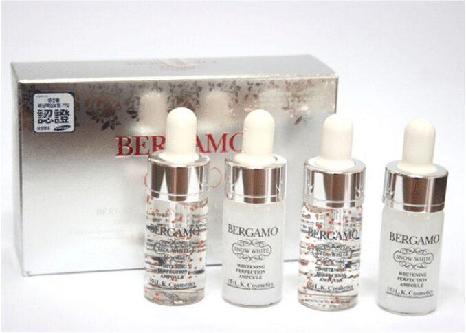 Serum Bergamo Snow White Whitening