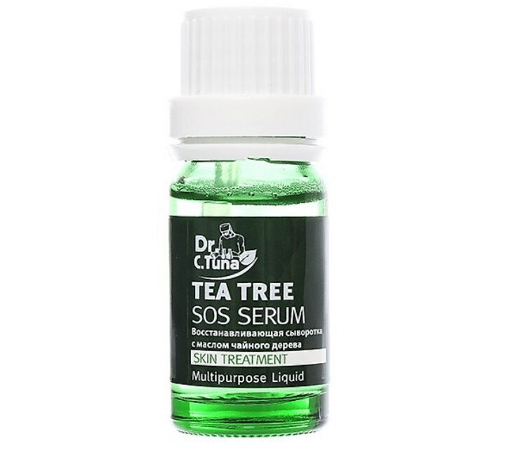 Serum dành cho da mụn Tea Tree Sos Farmasi
