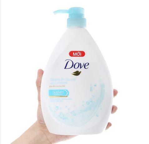 Sữa tắm trắng da Dove Aqua Moisture