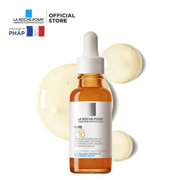 Serum trắng da La Roche Posay Pure Vitamin C10
