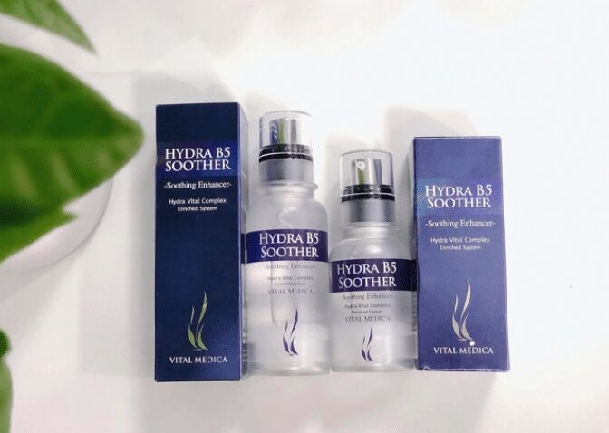 Serum vitamin b5 AHC Hydra B5 Soother