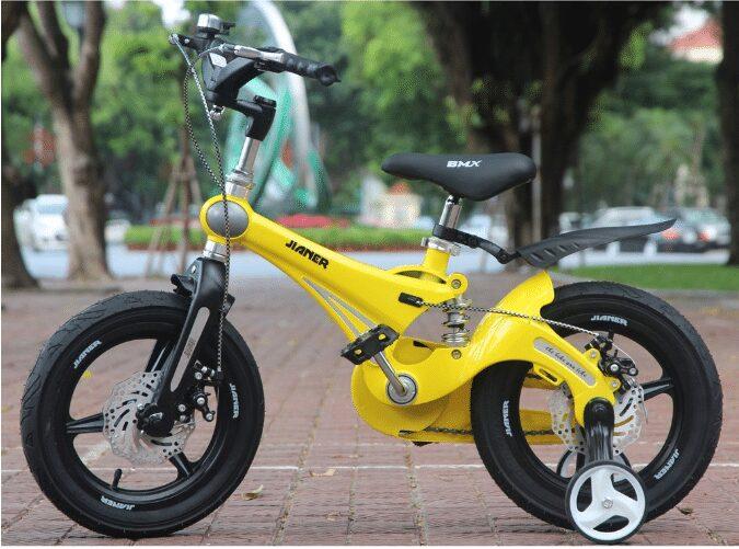 Xe đạp Jianer cho bé 2, 3, 4, 5 tuổi