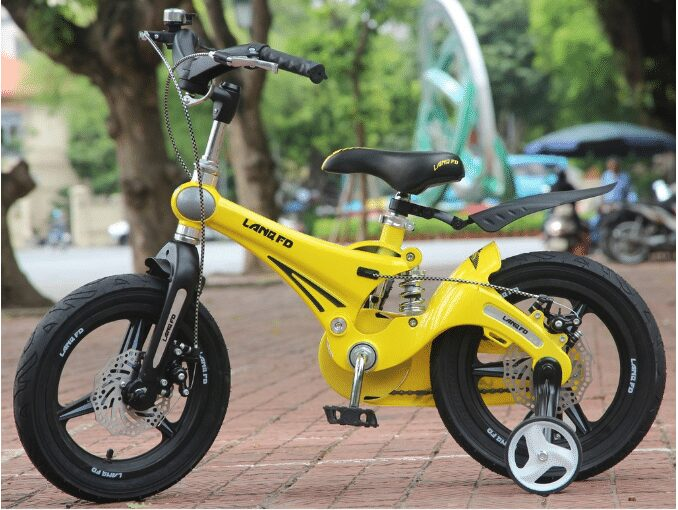 Xe đạp cho bé 2, 3, 4, 5 tuổi LanQ FD