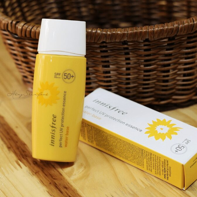 Kem Chống Nắng Innisfree Perfect Uv Protection Essence Water Base