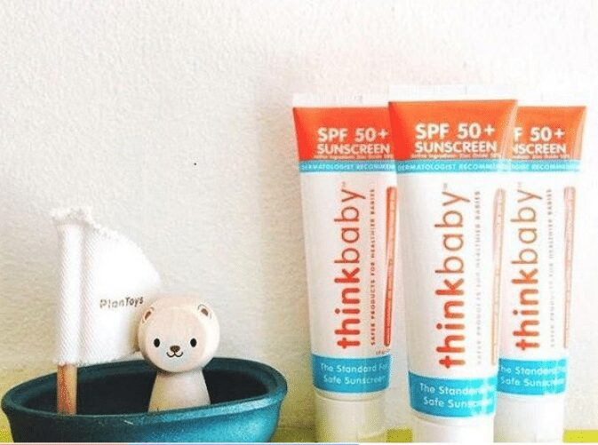 Kem chống nắng Thinkbaby Safe Sunscreen SPF 50+