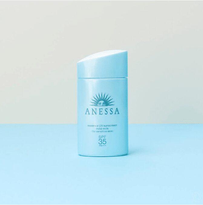 Kem chống nắng dành cho bà bầu Essence UV Sunscreen Mild Milk SPF35