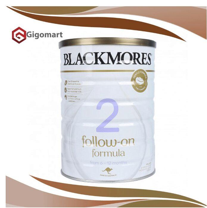 Sữa Blackmore Úc số 2 cho bé 6-12 tháng tuổi