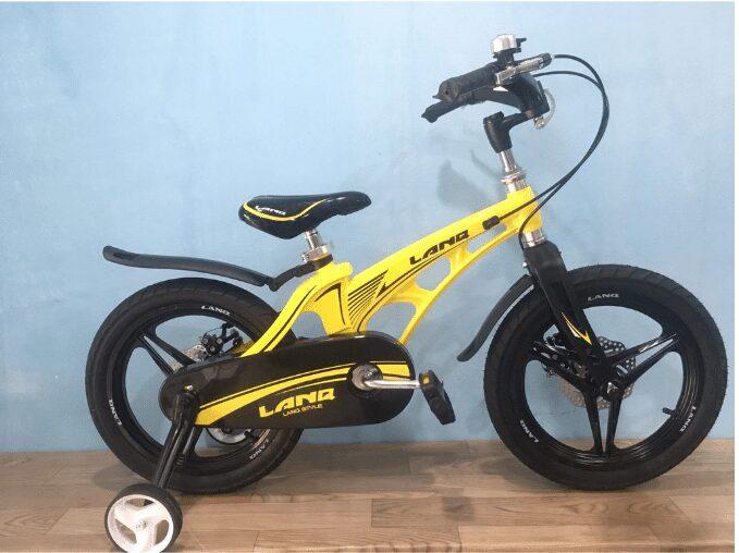 Xe đạp cho bé 6-7-8-9-10 tuổi LanQ FD 46