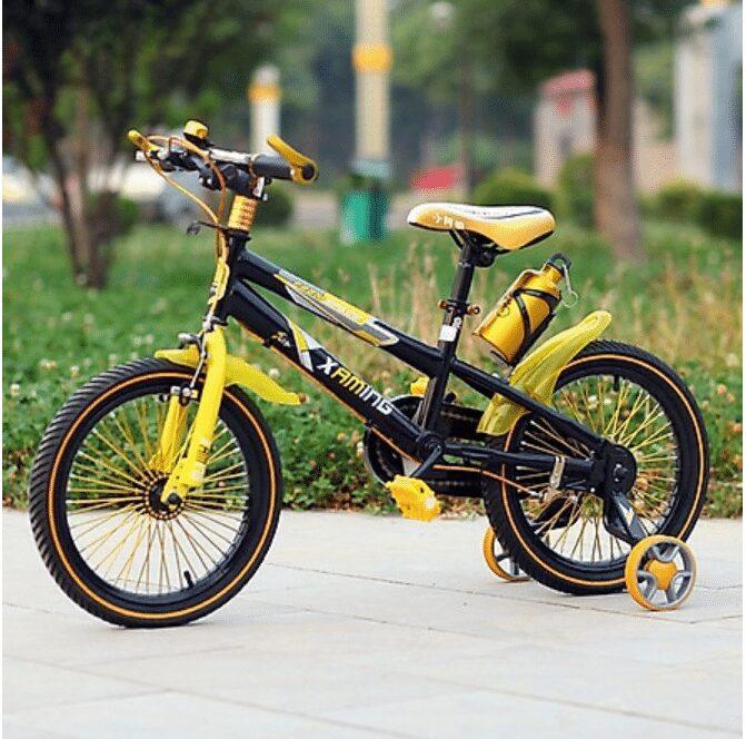 Xe đạp cho bé 6-7-8-9-10 tuổi Xaming size 18 inch