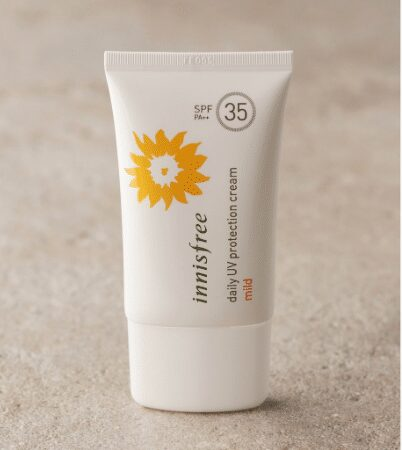 Review Innisfree daily uv protection cream mild spf35