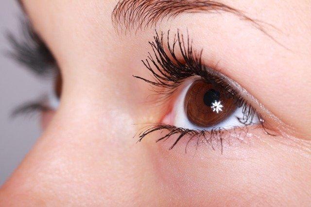 Bài tập giúp mắt to hơn