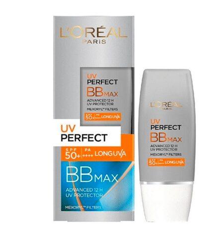 Kem chống nắng L'Oréal Paris UV Perfect BB Max SPF50 PA+++