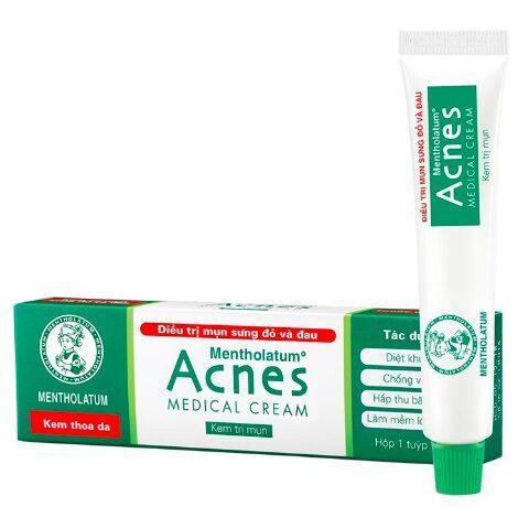 Kem trị mụn Acnes Medical Cream