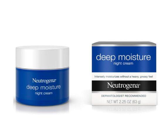 Kem dưỡng ẩm Neutrogena ban đêm Neutrogena Deep Moisture Night Cream