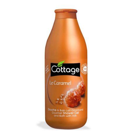 Sữa tắm Cottage vị Caramel