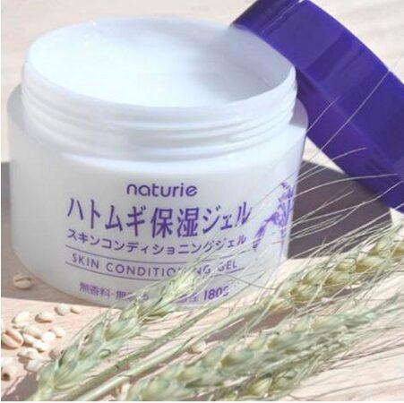 Chất kem bên trong kem dưỡng ẩm Naturie Skin Conditioning Gel