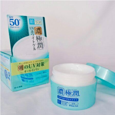 Kem Dưỡng Da Hada Labo Koi-Gokujyun 7 in 1 UV White Gel