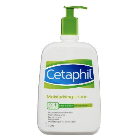 Kem dưỡng ẩm Cetaphil Moisturising Lotion