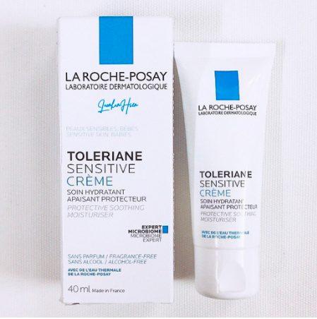 Kem dưỡng da mặt cho bà bầu La Roche Posay Toleriane Sensitive Creme