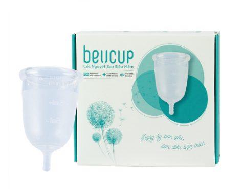 Cốc Nguyệt San Beu Cup là sản phẩm made in Việt Nam