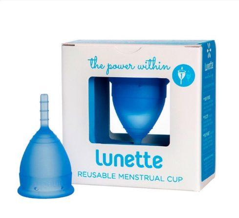 Cốc nguyệt san Lunette cup