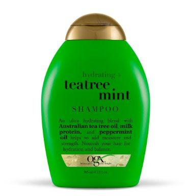 Dầu gội Biotin xanh- Hydrating Tea Tree Mint