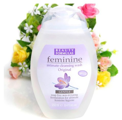 Dung dịch vệ sinh phụ nữ Beauty Formulas Feminine Intimate Cleansing