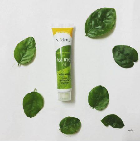 Gel trị mụn Vedette Acne Solution Gel Tea Tree Oil