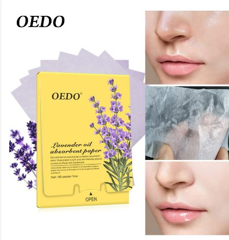 Giấy thấm dầu hoa oải hương OEDO