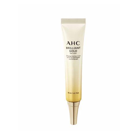 Kem mắt AHC Brilliant Gold Eye Cream