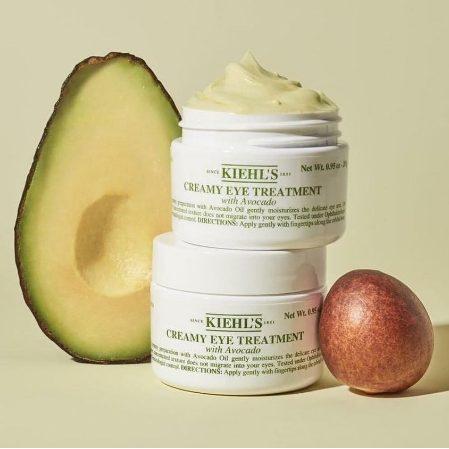 Kem mắt Kiehl's Creamy Eye Treatment with Avocado