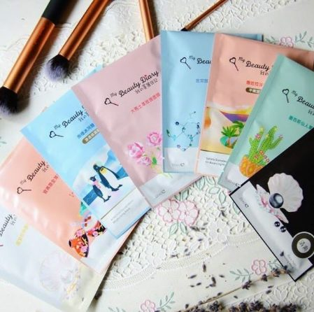 Mặt Nạ Giấy My Beauty Diary Mask