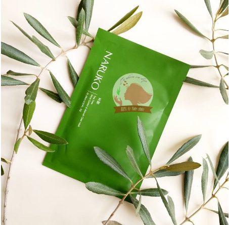 Mặt nạ cho da dầu mụn trị mụn Naruko Tea Tree Shine Control and Blemish Clear Mask