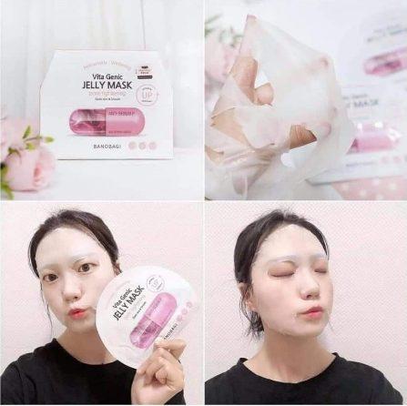 Mặt nạ giấy Banobagi Jelly Mask