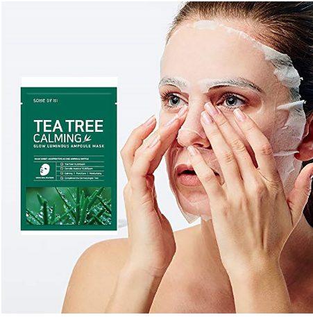 Mặt nạ trị mụn Some By Mi Tea Tree Calming Sheet