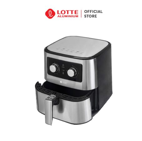 Nồi chiên không dầu Lotte 5.5 lít LTS – AF5SM