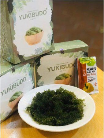 Rong nho tách nước Yukibudo