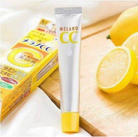 Sản phẩm trị thâm mụn Vitamin C Melano CC Beauty Essence