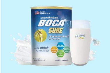 Sữa non Boca Sure có tốt không