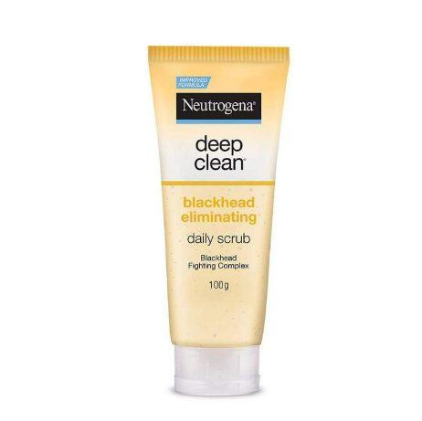Sữa rửa mặt trị mụn Neutrogena Deep Clean Blackhead