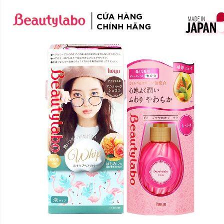 Thuốc nhuộm tóc Beautylabo Nhật Bản