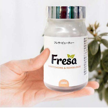 Viên uống chống nắng Fresa Nhật Bản