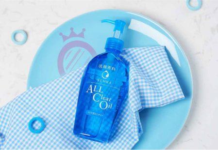 Dầu Tẩy Trang Senka A.L.L Clear Oil