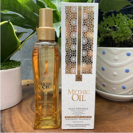 Tinh dầu dưỡng tóc L'ORÉAL MYTHIC OIL