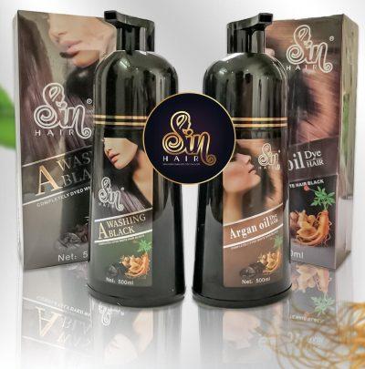 Dầu gội Sin Hair là sản phẩm có nguồn gốc xuất xứ từ Nhật Bản